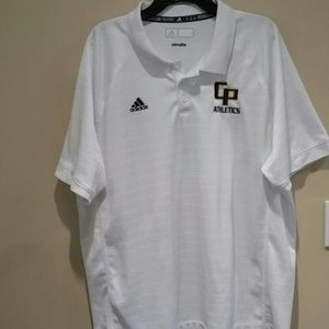 Adidas Short Sleeve Golf Shirt EUC